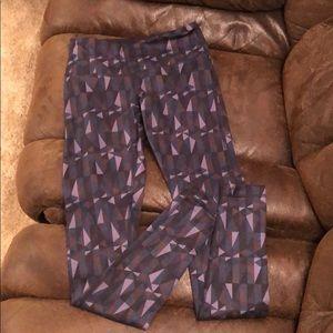 Lululemon Wonder Under 3D Print Leggings